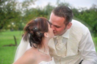 Feiern Sie Ihre Hochzeit ganz romantisch.