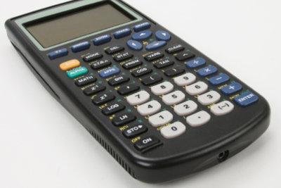 Auf Taschenrechnern findet sich der Logarithmus auf den Tasten ln und log.