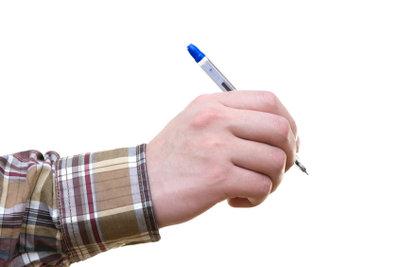 Antrag auf Führungszeugnis persönlich unterschreiben und per Boten zur Meldestelle
