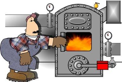 Jeder Warmwasserboiler richtet sich nach dem ASME-Code!