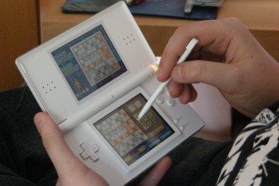 Sudoku ist auch für das Handy beliebt.