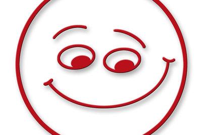 Dieser Smiley zählt zu den sogenannten Cliparts.