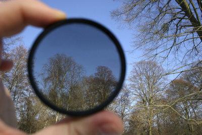 Ein Filter kann das Objektiv schützen und die Bildqualität verbessern.