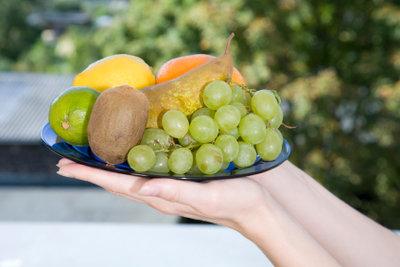 Vitaminreiche Nahrungsmittel sind wichtig bei Erkältungen.