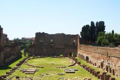 Palatin in Rom - die Wiege der Demokratie