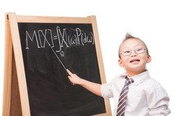 Für die Karriere als Mathematiker früh anfangen