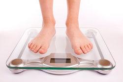 Das Gewicht variiert bei Kindern stark.
