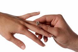 Ohne Ring verloben - warum nicht?