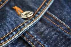 Jeans gehören bei Vera einfach dazu.