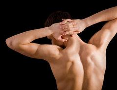 Muskelkater Am Hals
