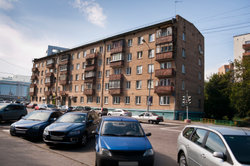 Das russische Straßenbild wird zunehmend von modernen Autos geprägt.