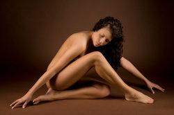 Gern nackt zu sein, kann man lernen.