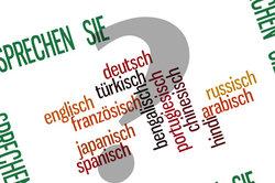 Sprachkenntnisse versprechen interessante Berufsmöglichkeiten.