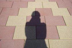 Seitenrollos bieten Schutz vor tiefstehender Sonne.