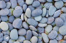 Steine sind in ihrer Formenvielfalt ideal für die Gartengestaltung.