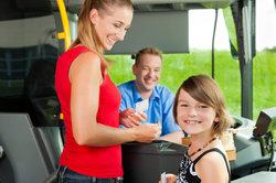 Als Busfahrer die Bewerbung kreativ gestalten