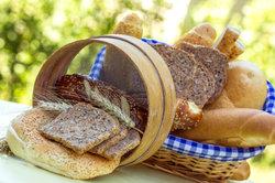 Auch ohne Zucker können Sie verschiedene Brotsorten backen.