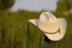 Western-Musik handelt vom Leben der Cowboys.