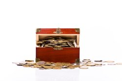 Geld fehlt während der Rente häufig.