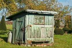 Vielleicht sollten Sie den Schuppen durch ein Betonhaus ersetzen?