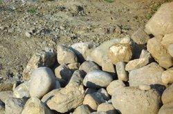 Eine Steinmetzhütte auf Ihrer Insel produziert Stein für Ihre Bewohner.