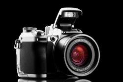 Die EOS 1000F ist eine analoge Spiegelreflexkamera.