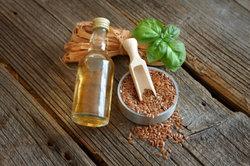 Leinsamenöl als Lieferant von wertvollen Inhaltsstoffen