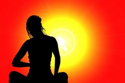 Auch Anfänger können meditieren.