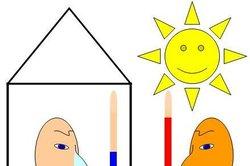 Übertreiben Sie die Nutzung einer Klimaanlage nicht.