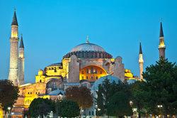 Die Türkei bietet viele Sehenswürdigkeiten.