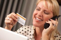 Wählen Sie zwischen Onlinebanking oder Telefonbanking.