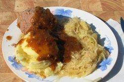 Kartoffelpüree können Sie individuell verfeinern.