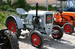 Ein Eicher-Traktor ist nach wie vor ein Unikat.