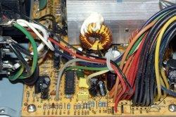 Netzteile enthalten sogenannte Gleichrichter.