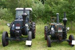 Unersetzliche Helfer in der Landwirtschaft - Traktoren