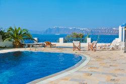 Ein Griechenlandurlaub kann sehr erholsam sein.