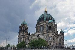 Auf der Berliner Museumsinsel