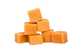 Caramel-Braun ist ein wunderbar warmer Farbton.