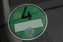 Eine grüne Plakette ermöglicht Ihnen freie Fahrt in allen Umweltzonen.