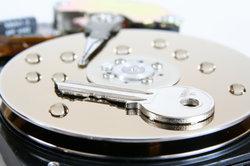 Festplatten sind in Computern und Recordern verbaut.