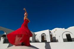 Der Flamenco ist ein leidenschaftlicher Tanz.