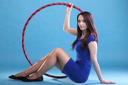 Einen Hula-Hoop-Reifen selber machen