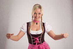 Schwäbische Trachten haben Tradition.
