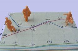 Mit Excel lassen sich Diagramme sehr einfach auf Knopfdruck erstellen.