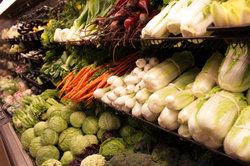 Welches Gemüse sorgt für ein Blähen im Bauch?