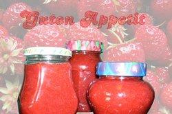 Leckere, selbst gemachte Marmelade