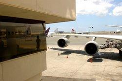 Betreuungsservice der Airlines sichert Kinder beim Alleinfliegen ab.