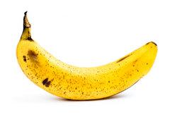 Bananen sind sehr empfindlich.