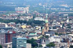 Die schöne Stadt Dortmund bietet viele Freizeitaktivitäten.
