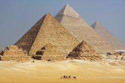 Mit Bastelideen ähnelt Ihr Zimmer Ägypten.